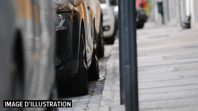En France, un homme tué par balles a priori pour une simple place de parking