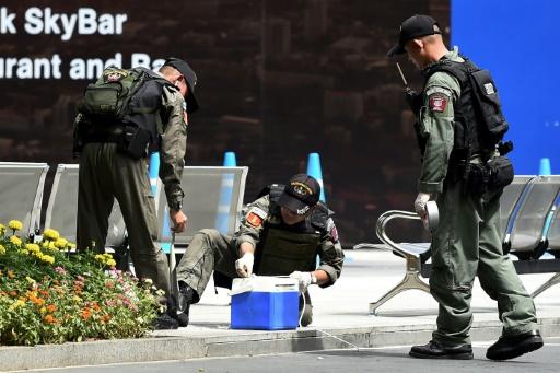 Thaïlande: au moins deux