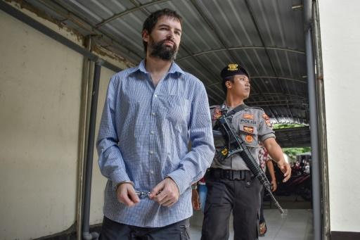 La peine de mort du Français Félix Dorfin en Indonésie commuée en 19 ans de prison