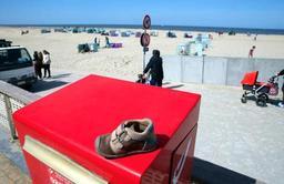 Moitié moins d'enfants perdus à la côte en juillet