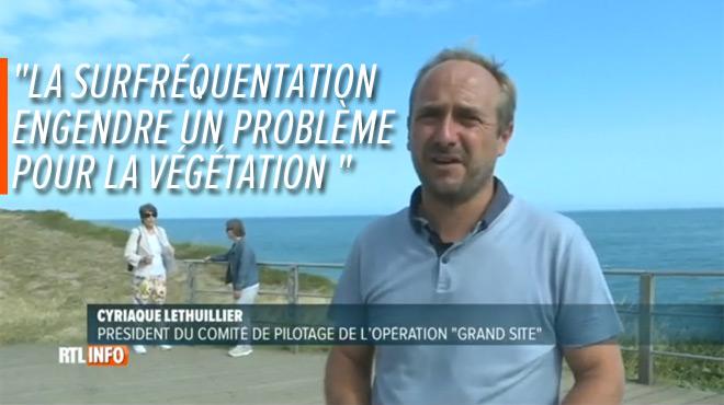 Normandie: Étretat envisage de limiter le tourisme qui détruit son écosystème