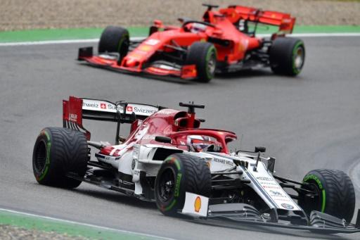 GP de F1 d'Allemagne: l'appel d'Alfa Romeo examiné le 24 septembre