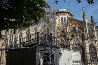 Notre-Dame- le chantier va reprendre progressivement du 12 août