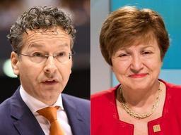 Le Néerlandais Jeroen Dijsselbloem se retire de la course à la direction du FMI