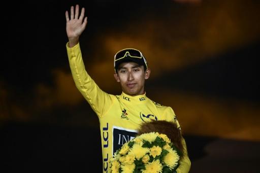 Cyclisme: Bernal, tout ce qu'il veut c'est