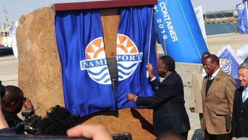 Namibie : un nouveau terminal portuaire construit par la Chine
