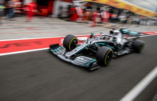 GP de F1 de Hongrie: Hamilton le plus rapide d'essais libres 3 serrés