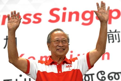 Lancement à Singapour d'un nouveau parti d'opposition