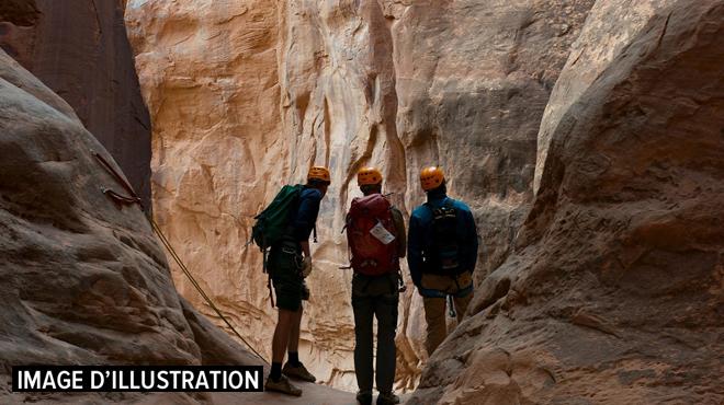 Italie: deux hommes perdent la vie en faisant du canyoning