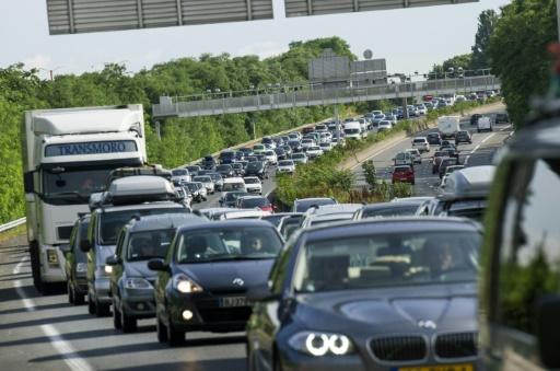 Chassé-croisé de l'été: samedi noir sur les routes