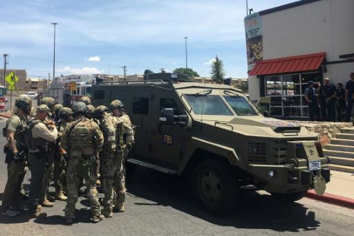 Fusillade au Texas, la police évoque