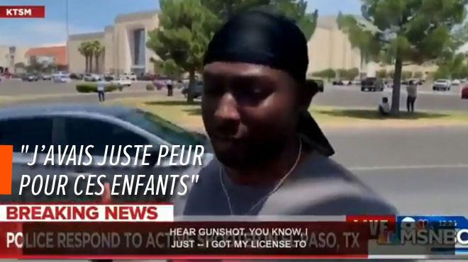 Glen Oakley, un militaire de 22 ans, sauve des enfants de la fusillade au Texas: