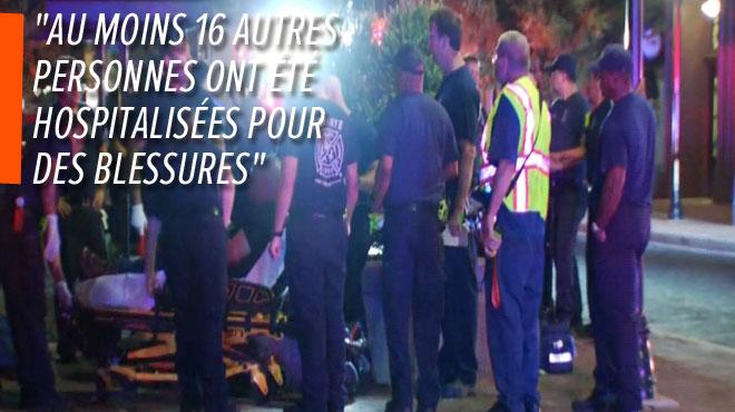 Moins de 24 h après la tuerie au Texas, une nouvelle fusillade fait au moins 9 morts dans l'Ohio: l'assaillant a été tué