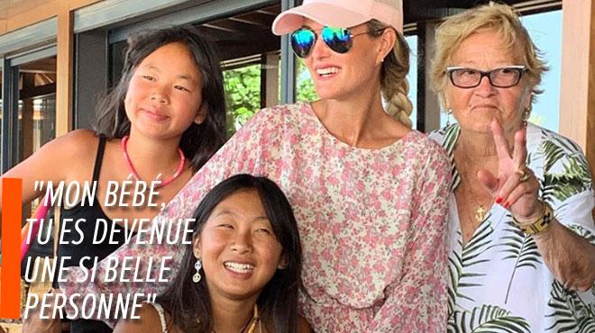 Jade Hallyday fête ses 15 ans: Laeticia lui fait une surprise à Saint-Barth (photos)