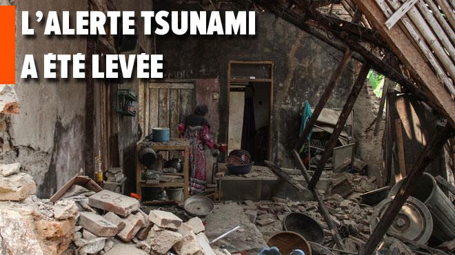 Le séisme survenu en Indonésie a fait 5 morts et plusieurs blessés