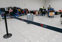 Les trois-quarts des 7.000 à 8.000 bagages restants à Brussels Airport réexpédiés dimanche