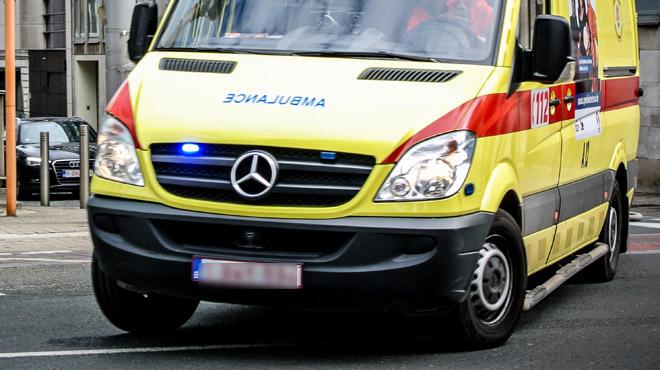 Grave accident à Silly: les jours d'une conductrice de 78 ans en danger