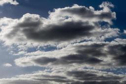 Un lundi doux et partiellement nuageux