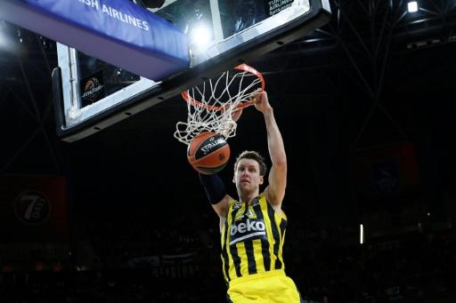 Basket: le Tchèque Vesely, MVP de l'Euroligue, absent du Mondial