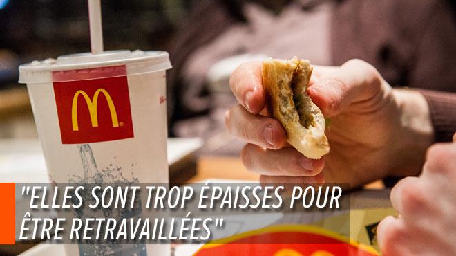 Faux pas pour McDonald's: ses pailles en carton ne sont pas recyclables
