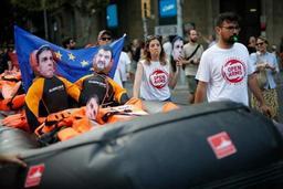 L'Open Arms demande à débarquer ses 121 migrants en Italie ou à Malte