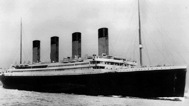Le chantier naval du Titanic placé en faillite