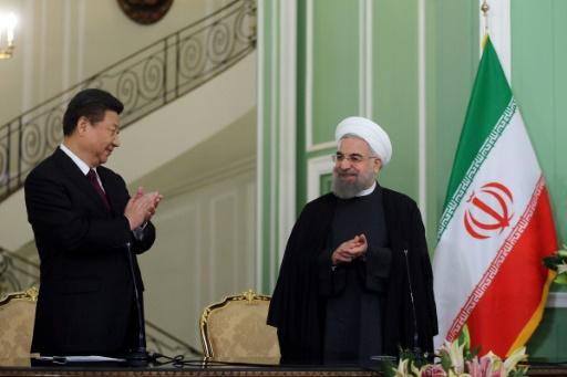Pétrole: la Chine défie les sanctions américaines contre l'Iran, selon la presse américaine