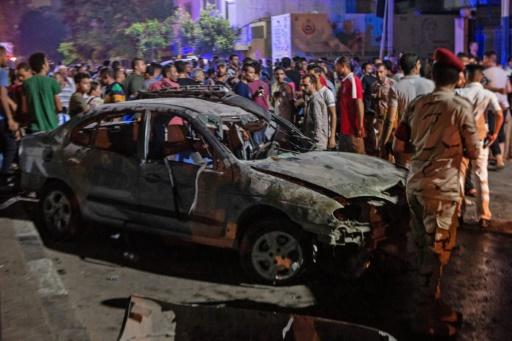 La collision meurtrière entre des voitures au Caire est un acte