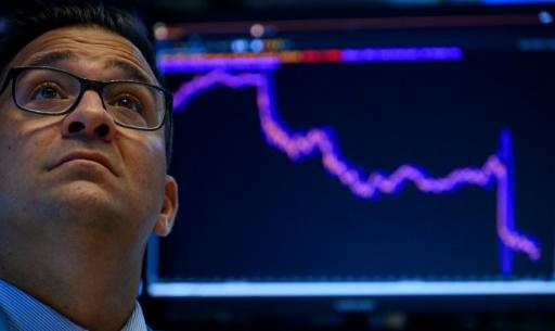 Wall Street enregistre sa pire journée de l'année sous le coup des tensions sino-américaines