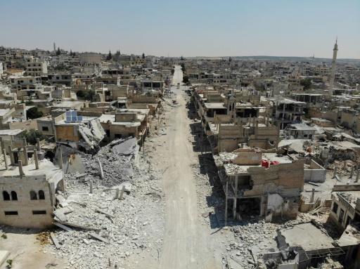 Syrie: le régime reprend ses raids sur Idleb après une courte trêve