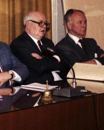 Le grammairien belge André Goosse est décédé à l'âge de 93 ans