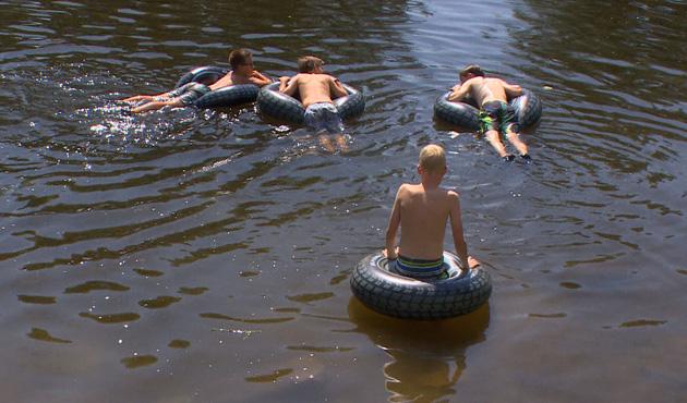 À cause de la canicule, de nouvelles mesures de restriction d'eau sont prises en Wallonie: votre commune est-elle concernée?