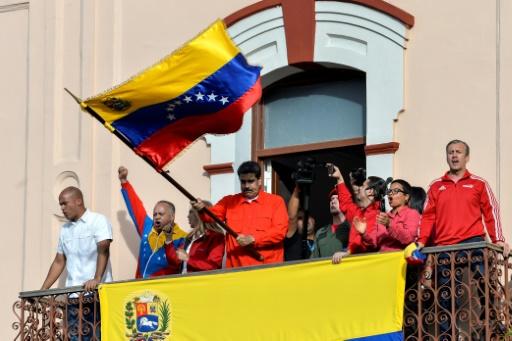 Caracas accuse Washington de