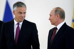 L'ambassadeur américain en Russie annonce sa démission