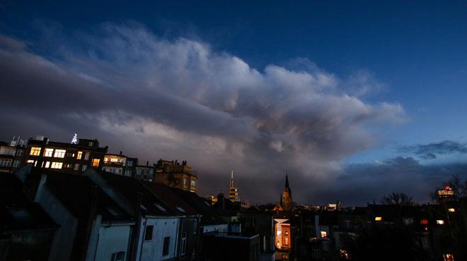 Prévisions météo: averses et orages menacent une partie du pays