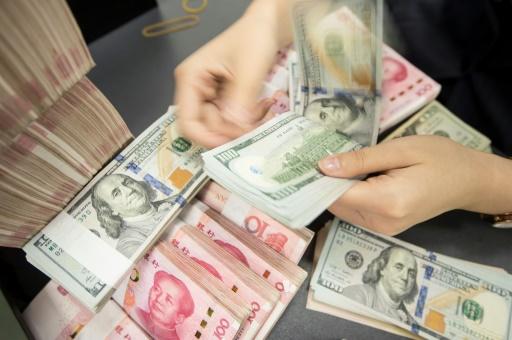 Chine: le taux pivot du yuan à nouveau en baisse