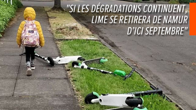 Tom est JUICER, il recharge des trottinettes électriques pour Lime: il raconte son quotidien et dénonce le vandalisme