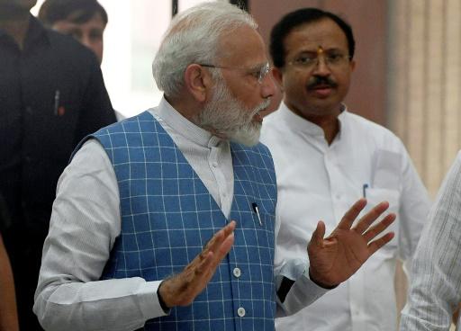 Cachemire: le pari à hauts risques de Modi
