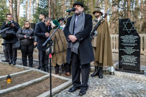 Pologne : le grand rabbin s'indigne de cérémonies officielles pour une unité collaborationniste