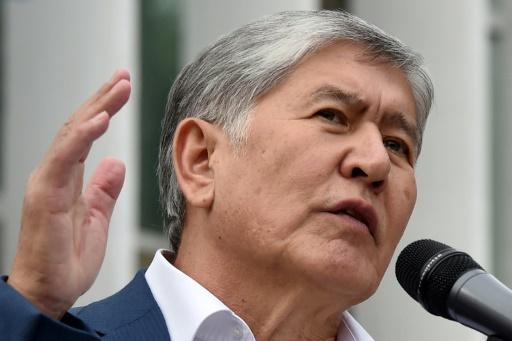 Kirghizstan: assaut des forces spéciales contre la résidence de l'ex-président Atambaïev
