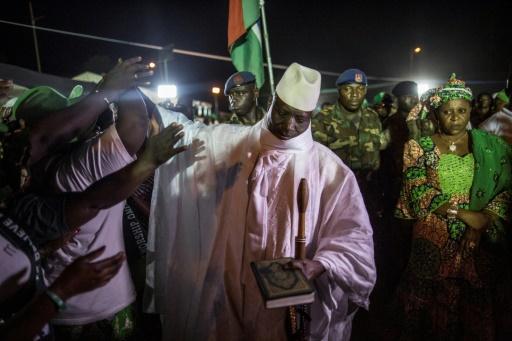 Gambie: le portrait de l'ex-président Jammeh retiré des nouveaux billets de banque