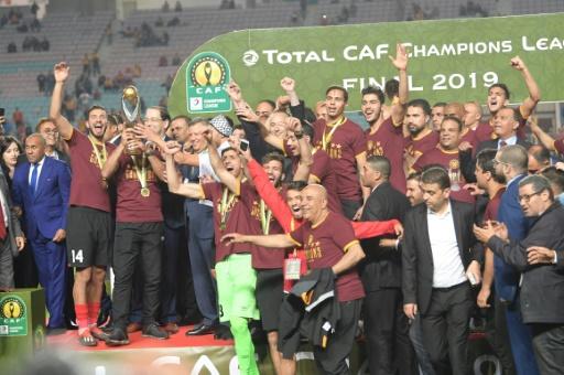 Finale de la Ligue des champions d'Afrique: l'ES Tunis déclaré vainqueur