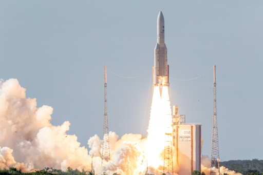 Lancement d'une Ariane 5 sans incident depuis Kourou