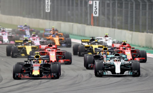 La Formule 1 restera au Mexique après 2019