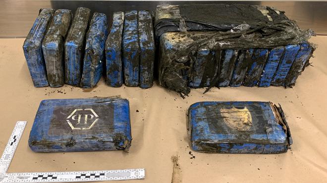 Plusieurs millions de dollars de cocaïne échoués sur une plage en Nouvelle-Zélande