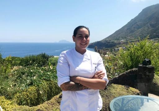 La meilleure cheffe de l'année se cache sur une île italienne de 26 km2