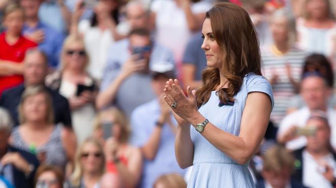 Voici les secrets de Kate Middleton pour garder la forme