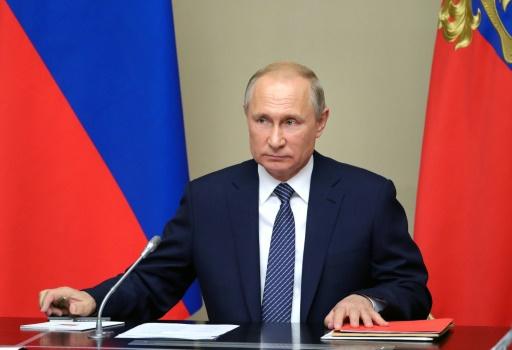 Les grandes dates de Vladimir Poutine
