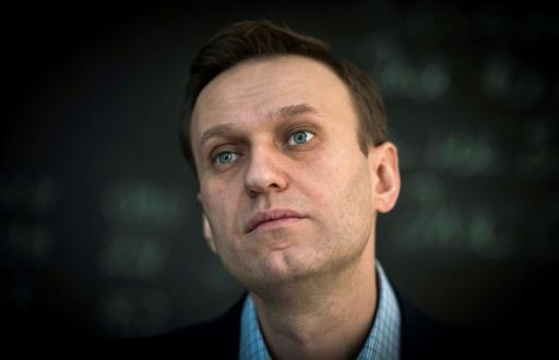 La justice russe gèle les comptes de l'organisation de l'opposant Navalny