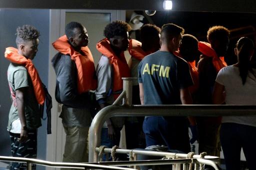 Des migrants auraient été maltraités à Malte sur le tournage d'un film italien